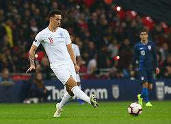 November 15, 2018 - London, United Kingdom - England's Lewis Dunk.during the friendly soccer match between England and USA at the Wembley Stadium in London, England, on 15 November 2018. (Credit Image: © Action Foto Sport/NurPhoto via ZUMA Press)