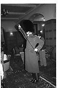 Mike Fitzroy,  St Moritz 1985© Copyright Photograph by Dafydd Jones 66 Stockwell Park Rd. London SW9 0DA Tel 020 7733 0108 www.dafjones.com