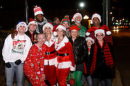 2011 - Santa Pub Crawl in Dayton