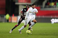 Ferjani SASSI  - 07.03.2015 -  Rennes / Metz -  28eme journee de Ligue 1 <br />Photo : Vincent Michel / Icon Sport