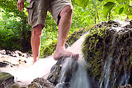 Hiking the Eifelsteig Long Distance Hiking Trail, Eifel, Germany
