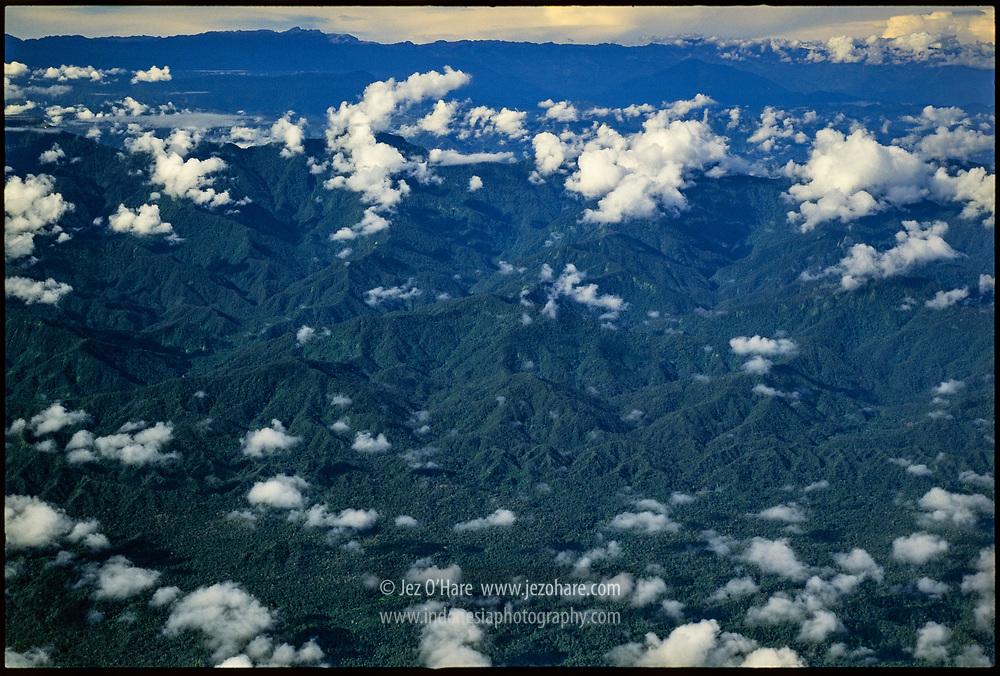 Between Sentani-Oksibil, Papua, Indonesia