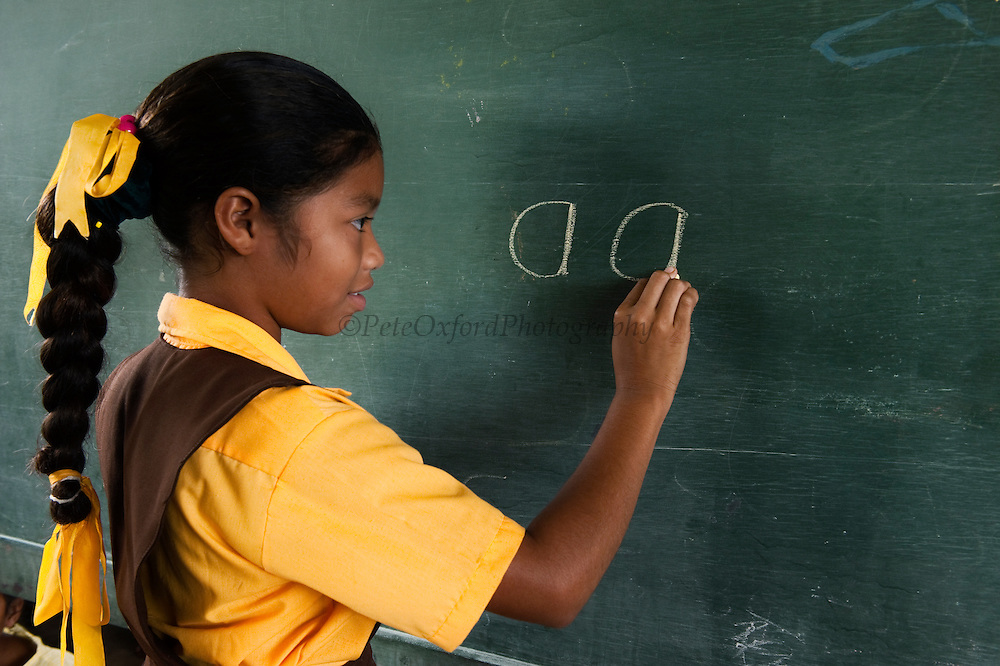Kurupukari School, Fairview Amerindian Village<br /> Iwokrama Forest Reserve<br /> GUYANA<br /> South America