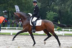 Hanzon Theo (NED) - Bordeaux<br /> KWPN Paardendagen Ermelo 2010<br /> © Dirk Caremans