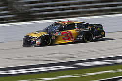 November 2, 2018 - Ft. Worth, Texas, United States of America - Ryan Newman (31) takes to the track to practice for the AAA Texas 500 at Texas Motor Speedway in Ft. Worth, Texas. (Credit Image: © Justin R. Noe Asp Inc/ASP via ZUMA Wire)