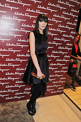 ANNABELLE NEILSON at the Salvatore Ferragamo Old Bond Street Boutique Store Launch on 5th December 2012.