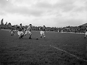 Soccer, Cork Athletic v Shamrock Rovers at Milltown 17-10-1954