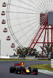October 6, 2017 - Suzuka, Japan - Motorsports: FIA Formula One World Championship 2017, Grand Prix of Japan, .#3 Daniel Ricciardo (AUS, Red Bull Racing) (Credit Image: © Hoch Zwei via ZUMA Wire)