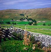 Halton Gill village, Yorkshire Dales national park, England