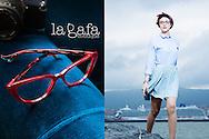 Face á Face<br /> Lova4<br /> Acetato<br /> Femenina<br /> Hand made in France