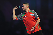 Jamie Lewis during the World Darts Championships 2018 at Alexandra Palace, London, United Kingdom on 28 December 2018.