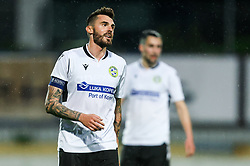 Ivica Guberac of Koper during football match between NK Domzale and NK Koper in 34th Round of Prva liga Telekom Slovenije 2020/21, on May 16, 2021 in Sports park Domzale, Domzale, Slovenia. Photo by Vid Ponikvar / Sportida