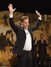 Deputy PM Nick Clegg Lib Dem Conference 22-9-12