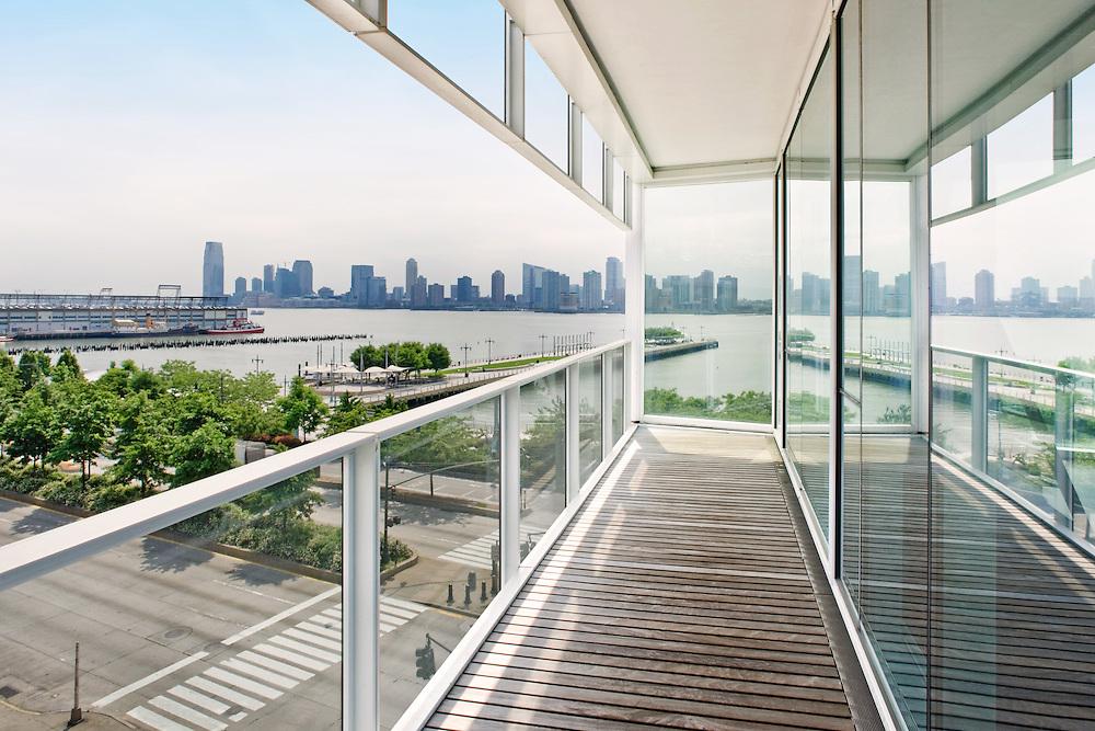 The Manhattan apartment of actress Natalie Portman.