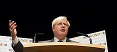 OCT 8 2012 Boris Johnson Conservative Party Conference