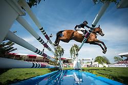 Cook Kristina, (GBR), Star Witness<br /> CCI4* - Mitsubishi Motors Badminton Horse Trials 2016<br /> © Hippo Foto - Jon Stroud