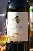Dettori Bianco, Badde Nigolosu, Sardegna, Sardinia, white wine, Italy Clos des Iles Le Brusc Six Fours Cote d'Azur Var France