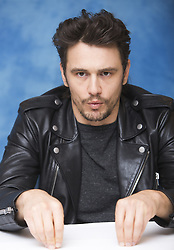 November 13, 2016 - Hollywood, California, U.S. - JAMES FRANCO promotes the movie 'Why Him.' James Edward Franco (born April 19, 1978) is an American actor and filmmaker. His first prominent acting role was the lead character Daniel Desario on the short-lived cult hit television program Freaks and Geeks. He later played the title character in the TV biographical film James Dean (2001), for which he won a Golden Globe Award. For his role in 127 Hours (2010), Franco was nominated for an Academy Award for Best Actor. He is also known for his roles in Spider-Man, Pineapple Express (2008), Rise of the Planet of the Apes (2011), Spring Breakers (2012), and Oz the Great and Powerful (2013) and other films, as well as TV roles in General Hospital and 11.22.63. In 2014, he made his Broadway debut in Of Mice and Men. Franco volunteers for the Art of Elysium charity, and has also taught film classes at New York University, the University of Southern California, UCLA, and Palo Alto High School. (Credit Image: © Armando Gallo/Arga Images via ZUMA Studio)