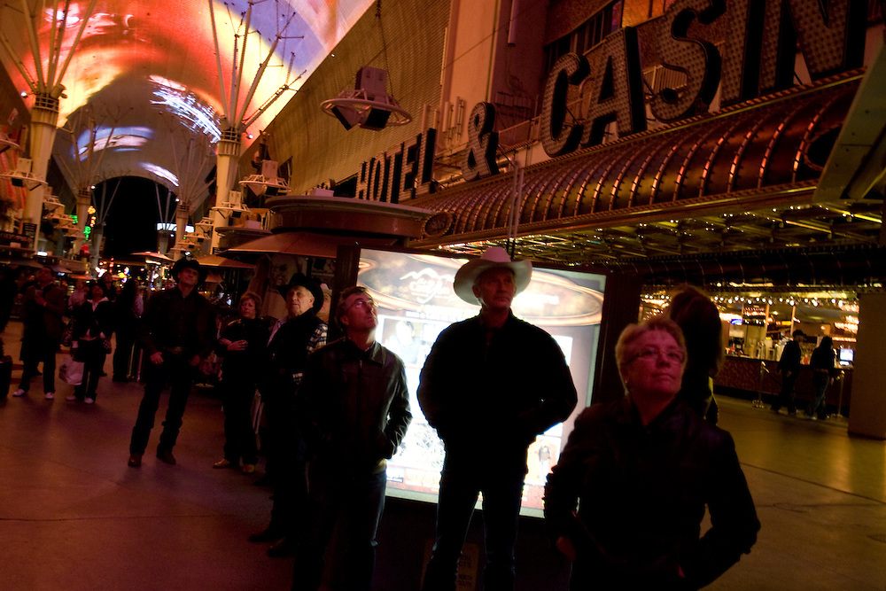 Downtown Las Vegas, also known as Fremont Street or Glitter Gulch, is where visitors go to experience the older and often times crazier side of Las Vegas.