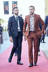 September 24, 2018 - San Sebastian, Madrid, Spain - Ryan Gosling attended 'First Man' Premiere during the 66th San Sebastian International Film Festival at  Victoria Eugenia Theater on September 24, 2018 in San Sebastian, Spain (Credit Image: © Jack Abuin/ZUMA Wire)