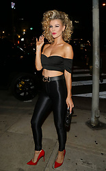 October 28, 2017 - Los Angeles, California, USA - 10/27/17.Joanna Krupa is seen in Los Angeles, CA. (Credit Image: © Starmax/Newscom via ZUMA Press)