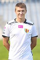 08.07.2014 Kielce Sesja zdjeciowa Korony Kielce na sezon 2014/2015 N/z Wojciech Malecki fot. Patryk Ptak