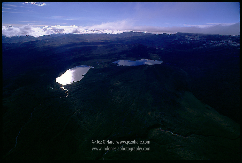 Upper deck, Central Highlands, Papua, Indonesia.