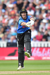 Sussex Sharks' Michael Burgess bats during the Vitality T20 Blast Semi Final match on Finals Day at Edgbaston, Birmingham.