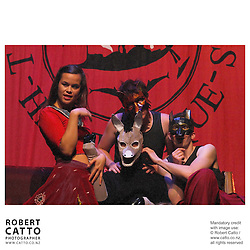 The Bacchanals present A Midsummer Night's Dream<br />