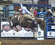 April 11, 2014: The PRCA (Professional Rodeo Cowboys Association) cowboys compete in day 2 events at the Ram National Circuit Finals Rodeo at Lazy E Arena in Guthrie, OK.
