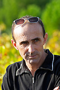 Chateau Mire l'Etang. Philippe Chamayrac owner. La Clape. Languedoc. Owner winemaker. France. Europe.