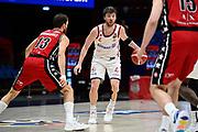 Fernandez Juan <br /> A X Armani Exchange Olimpia Milano - Allianz Pallacanestro Trieste <br /> Basket Serie A LBA 2020/2021<br /> Milano 31 January 2021<br /> Foto Mattia Ozbot / Ciamillo-Castoria