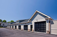 Architectural photography of Maple Bay Townhouses in Virginia Beach VA by Jeffrey Sauers of Commercial Photographics.