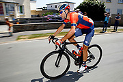 Vincenzo Nibali (ITA - Bahrain - Merida) during the 105th Tour de France 2018, Stage 6, Brest - Mur de Bretagne Guerledan (181km) in France on July 12th, 2018 - Photo Luca Bettini / BettiniPhoto / ProSportsImages / DPPI