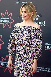 Edinburgh International Film Festival, Saturday, 23rd June 2018<br /> <br /> 'TWO FOR JOY' World Premiere<br /> <br /> Pictured:  Billie Piper<br /> <br /> (c) Alex Todd   Edinburgh Elite media