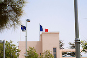 Israel, Tel Aviv - Jaffa, the French embassy residence