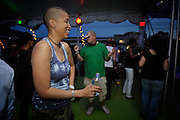 Philadelphia 2010 - May 16....The Sundae Philadelphia opening party at Octo, starting the 2010 outdoor party season.