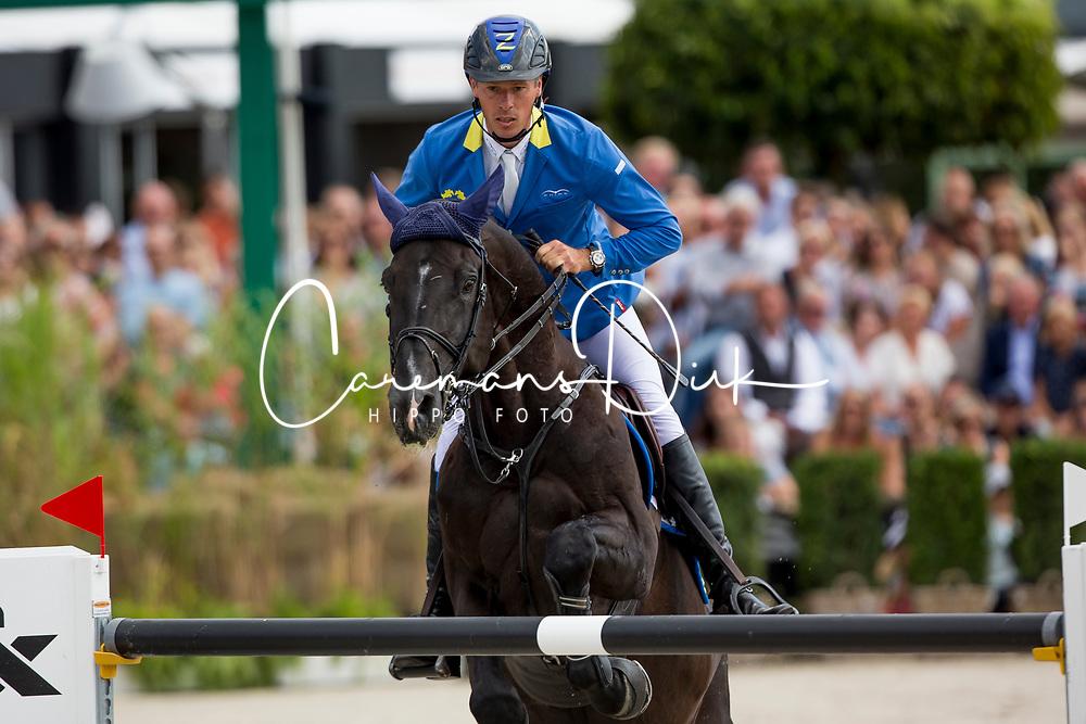 Ahlmann Christian, GER, Dominator 2000 Z<br /> Brussels Stephex Masters<br /> © Hippo Foto - Sharon Vandeput<br /> 1/09/19