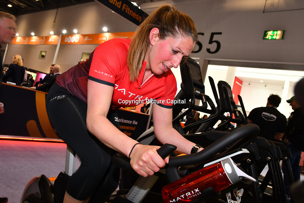 Matrix Fitness - Strong . Smart . Beautiful exhibition at Elevate 2019 on 8 May 2019, at Excel London, UK.