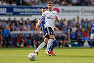 Fulham midfielder Tom Cairney (10) during the EFL Sky Bet Championship match between Ipswich Town and Fulham at Portman Road, Ipswich, England on 26 August 2017. Photo by Phil Chaplin.