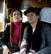 Lena Lovich and Wreckless Eric - Stiff Tour 1978