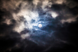 Pic of the Sun with a 10 stop ND filter.