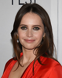 November 8, 2018 - FELI JONES attends the Opening Night World Premiere Gala Screening of 'On The Basis Of Sex' at AFI FEST 2018 Presented By Audi at TCL Chinese Theatre (Credit Image: © Billy Bennight/ZUMA Wire)