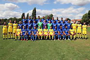 AFC Wimbledon Official Team PhotoCall 31-07-2018. Kings College 310718