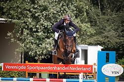 Ansems Jack (NED) - Watina<br /> KWPN Paardendagen Ermelo 2010<br /> © Dirk Caremans