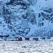 RIB safari Sørvågen-Reine, Lofoten, Norway, Europe