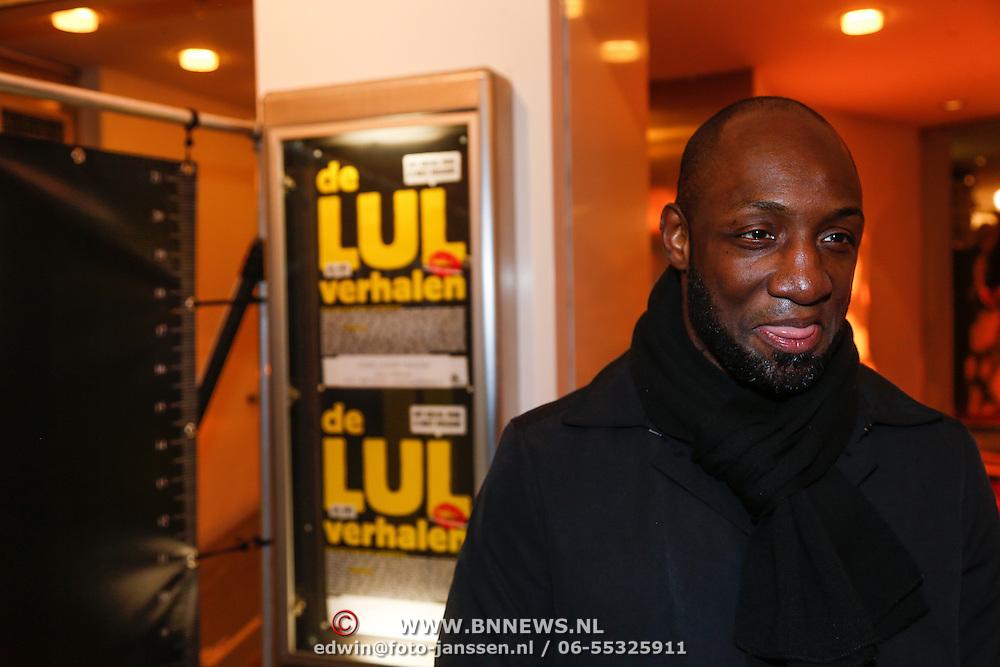 NLD/Rotterdam/20130204 - Premiere LULverhalen 2013, Murth Mossel
