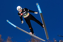 Martti Nomme (EST) during the Trial Round of the Ski Flying Hill Individual Competition at Day 1 of FIS Ski Jumping World Cup Final 2019, on March 21, 2019 in Planica, Slovenia. Photo by Matic Ritonja / Sportida