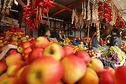 Poland, Zakopane, The market