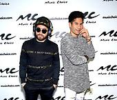 Chino Y Nacho Visits Music Choice